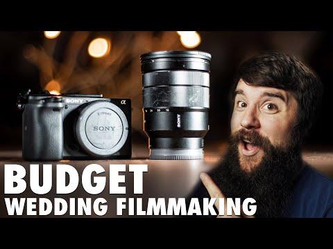 Budget Wedding Filmmaking Gear Guide For Beginners In 2020