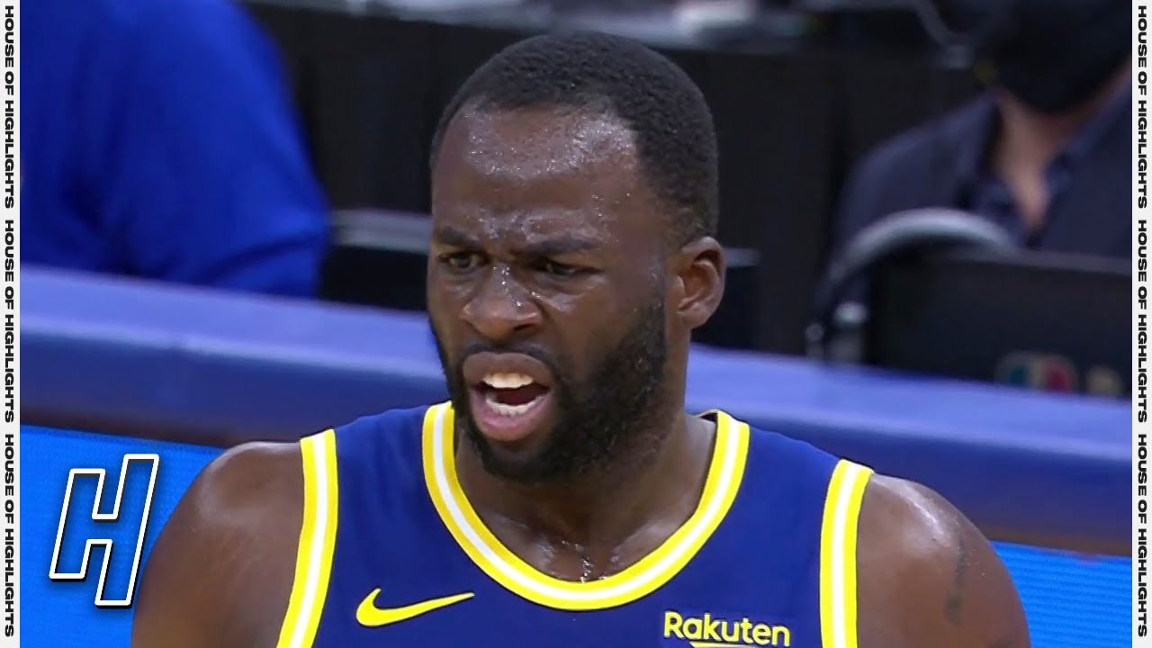 Draymond Green's ejection highlights his value, Warriors go in ...