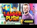 Clash Royale - THE PUSH IS REAL! 6,000 Trophies
