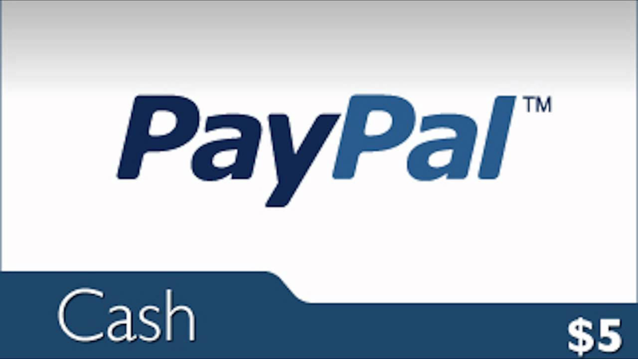 FREE $5 Paypal Gift Card Giveaway! [OPEN] - YouTube