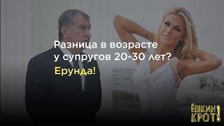 Любви все возрасты покорны: у кого из бизнесменов и политиков жена моложе?