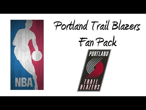 2016-17 Portland Trail Blazers Fan Pack