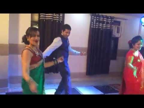 Dance performance on Navrahi Majhi