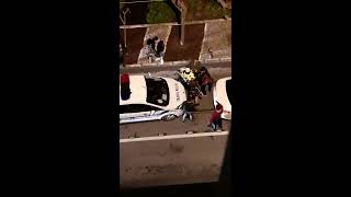 İzmir lozan meydanı.polis müdahalesi