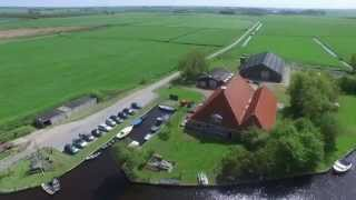 83. Luchtopname - Camping De Kobbe [Goëngahuizen] Versie 1 16-05-2015