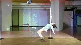 Алеся Жерносек Catwalk Dance Fest IX[pole dance, aerial] 12.11.17.