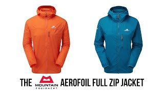 Mountain Equipment - Aerofoil Full Zip Jacket
