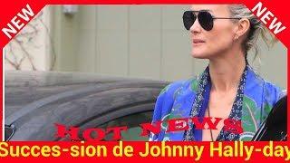 Succession de Johnny Hallyday : Laeticia refuse la demande de médiation