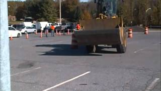 baltimore county equipment rodeo loader challenge