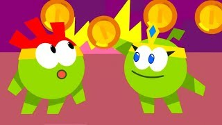 Om Nom Stories   Super Noms Digital Adventures Cut The Rope Kedoo ToonsTV