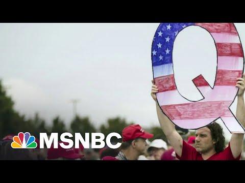 How QAnon Supporters Work To Spread Ideas Via School Boards   MSNBC