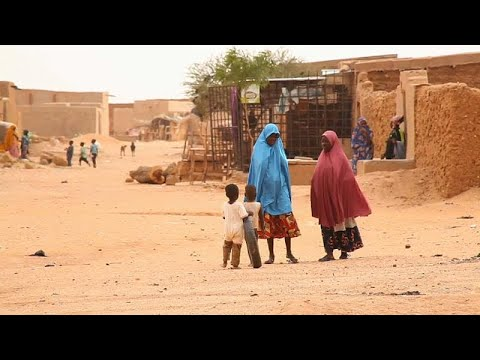 Niger a hub for migrants travelling to and from Europe