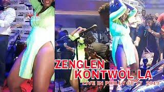 ZENGLEN JWENN KONTWÒL LA LIVE NAN PHILLY 08 17 2019 LEXX SAN KONPLEXX
