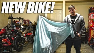 I SOLD The ZX10! New Bike Reveal!