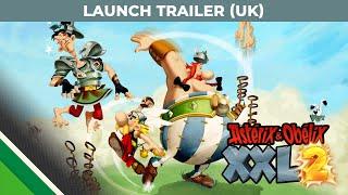 Asterix & Obelix XXL2 | Launch Trailer UK | Microids & OSome Studio