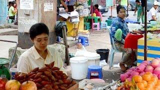 【缅甸vlog】12&13-蒲甘旅游市场坑爹,仰光找个吃的麻烦