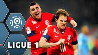Lille - OM (1-0) - 03/12/13 - (Lille LOSC - Olympique de Marseille) - Résumé