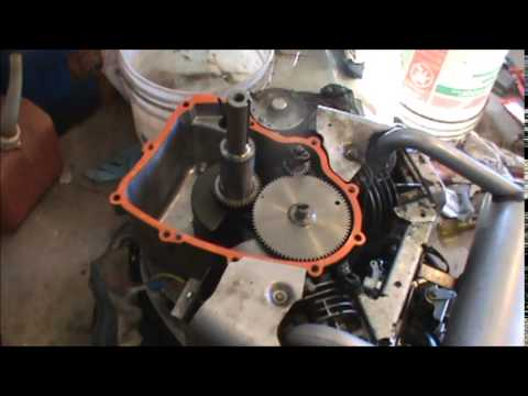 briggs and stratton vanguard carburetor diagram wiring for ceiling light switch intek 18-26 hp governor replacement see description - youtube