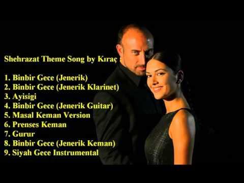 Shehrazat soundtrack