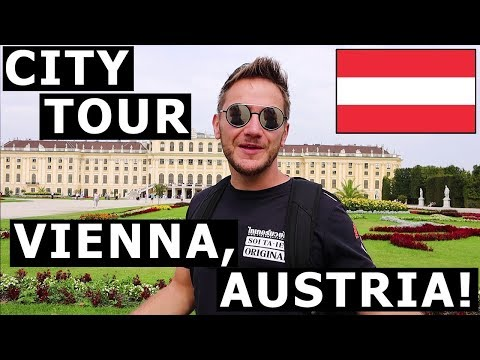 VIENNA Walking Tour!