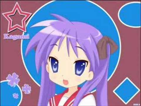 Lucky☆Star - 100% nai nai nai