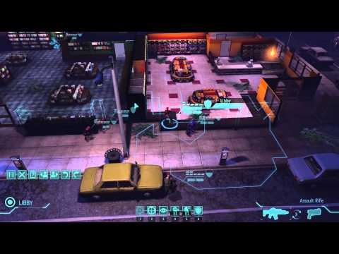 Let's Play XCOM: Enemy Within - Part 2 [LONG WAR BETA 14E]