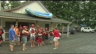 Rain slows summer tourism in Franklin County