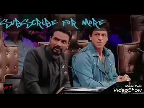 |Shahrukh khan & raghav juyal | best performance in dance ➕ 3|