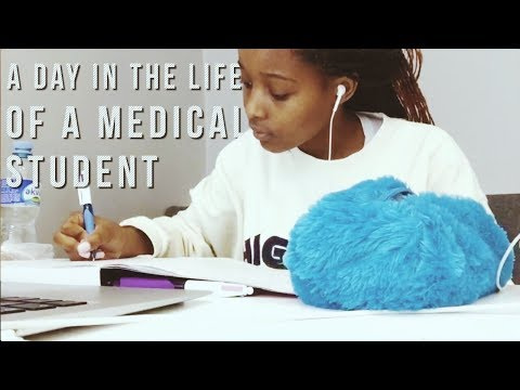 A DAY IN THE LIFE OF A MEDICAL STUDENT - BACK TO SCHOOL (3rd YEAR)