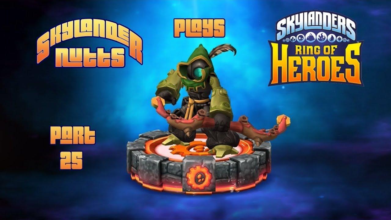 SkylanderNutts Plays Ring of Heroes (Part 25 - Pop Quiz and Pain-Yatta on  Normal)