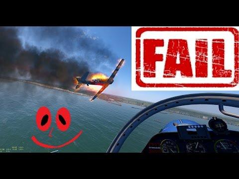 IL-2 Sturmovik: Cliffs of Dover - Fail Compilation V |