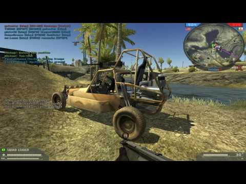 Battlefield 2 - AIX Mod - Coop - Gulf of Oman - Part 2