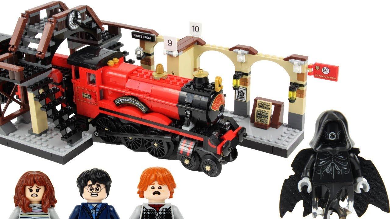 Dementor Minifigure from 75955 Hogwarts Express Train LEGO Harry Potter