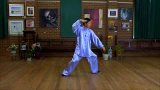 tai chi 40 form step by step instructions paragraph 1