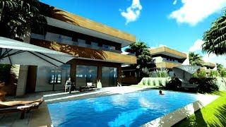 Villa de luxe, Villa haut standing, Villa moderne, Marrakech