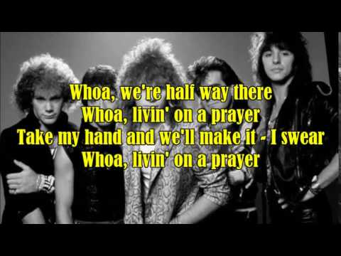 Bon Jovi - Livin' On A Prayer (Enjoy Karaoke)