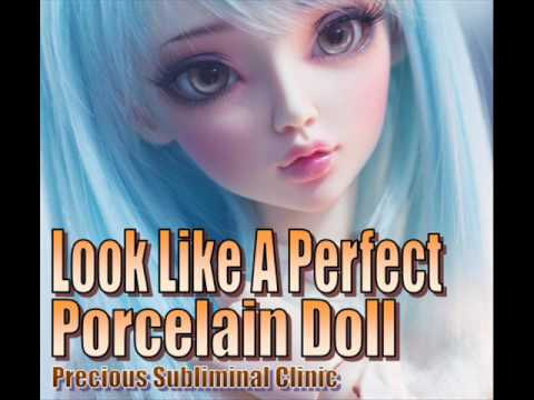 Look Like A Porcelain Doll II Become A Perfect Porcelain Doll  - 1st Formula - INSTANT RESULTS