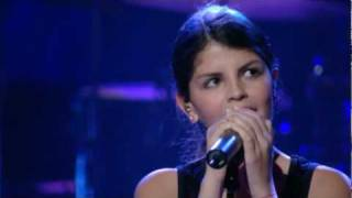 "Nikki Yanofsky Sings ""You"