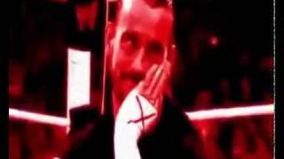 CM Punk  WWE theme song with lyrics- Cult of Personality by Living Colour -