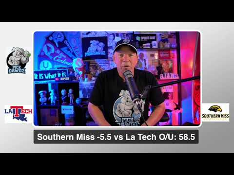 Southern Miss vs Louisiana Tech 9/19/20 Free College Football Pick and Prediction  CFB Tips