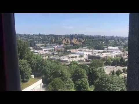 University of Washington, Haggett Hall Room Tour