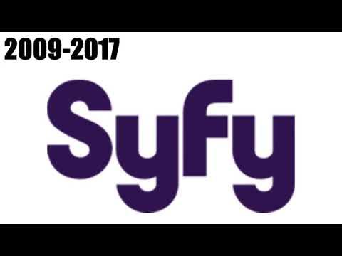 Sci Fi Channel - Logo History