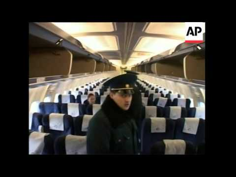 Radiation tests conducted in planes of Russian domestic airline