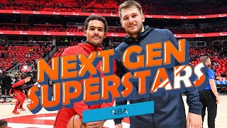 Zion Williamson, Luka Doncic, Trae Young and the next generation of NBA superstars | NBA Mixtape