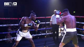 JERMAINE SPRINGER VS BORIS CRIGHTON CONTENDER-VIP SEMI-FINAL LIGHT-HEAVYWEIGHTS
