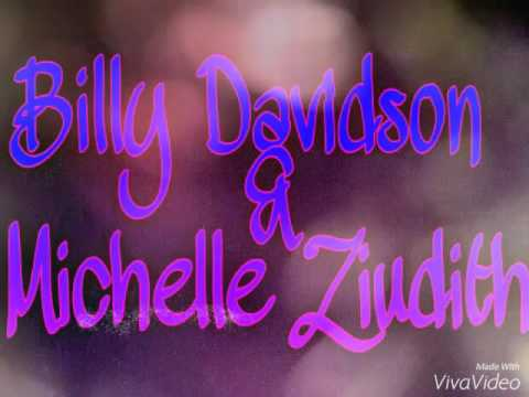 Billy Davidson dan Michelle Ziudith