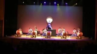和太鼓 鼓波会 『流星』 Wadaiko Konamikai -Ryusei-