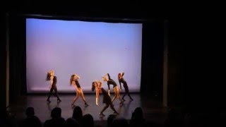 """All His Jazz"" (based on original choreography by Bob Fosse)"