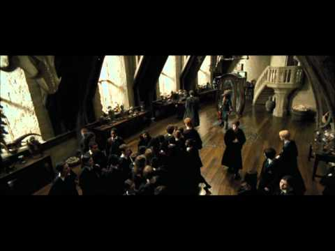 """Harry Potter and the Prisoner of Azkaban - Remus Lupin's """"boggart"""" class (HD)"""