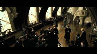 "Harry Potter and the Prisoner of Azkaban - Remus Lupin's ""boggart"" class (HD)"